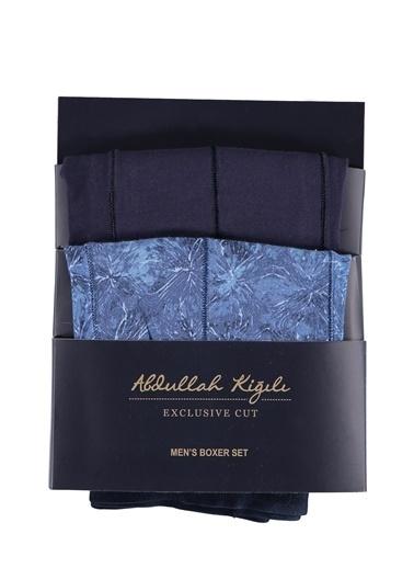 Abdullah Kiğılı Boxer Mavi